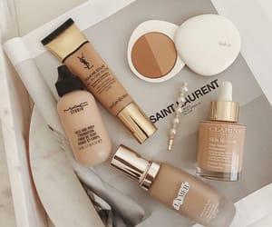 cosmetics, fashion, and Foundation image