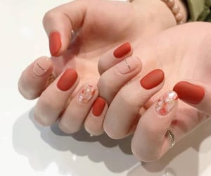 aesthetic, nails, and soft image