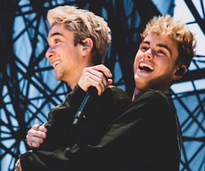corbyn besson, why dont we, and daniel seavey image