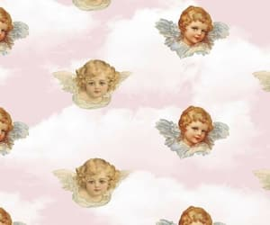 angel, wallpaper, and background image