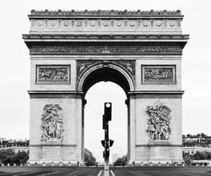 arc de triomphe, history, and architecture image