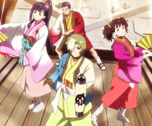 anime, koutetsujou no kabaneri, and anime girl image