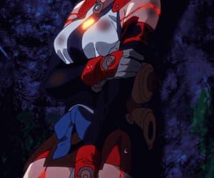 anime, koutetsujou no kabaneri, and gif image