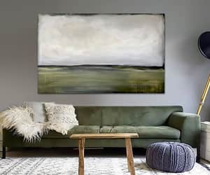 Abstract Painting, modern art, and art image