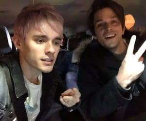 dallon weekes, awsten knight, and waterparks image