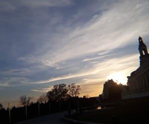 alternative, grunge, and sunset image