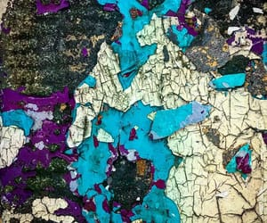 closeup, texture, and decay image