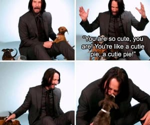 actor, celebrity, and keanu reeves image