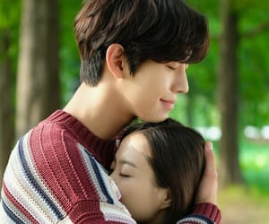 abyss, couple, and Korean Drama image