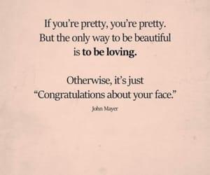 beautiful, love, and john mayer image