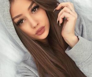 girls, model, and instagram image