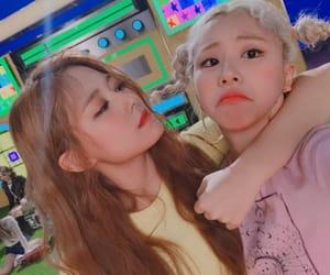 twice, tzuyu, and chaeyoung image