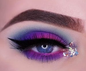 beauty and purple image