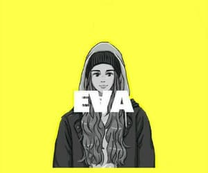 skam, wallpaper, and eva image