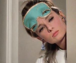 Breakfast at Tiffany's, audrey, and audrey hepburn image