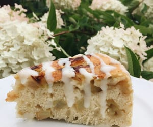 Apple Pie, breakfast, and floral image