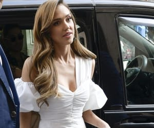 belleza, street style, and jessica alba image