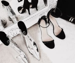 fashion, accessories, and high heels image