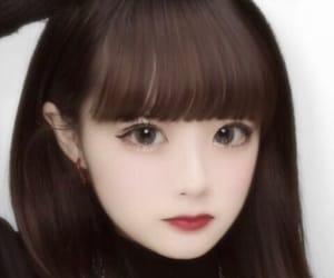 女の子, エモい, and 美少女 image