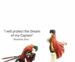 captain, loyalty, and one piece image