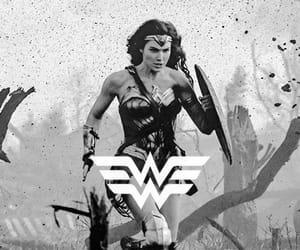 Amazon, DC, and wonder woman image