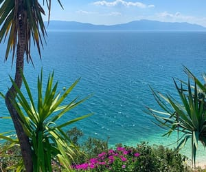 beach, Croatia, and nature image