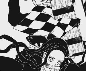 manga, demon slayer, and kimetsu no yaiba image