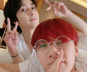 johnny, winwin, and taeyong image