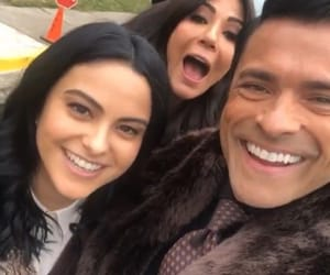riverdale, riverdale cast, and veronica lodge image