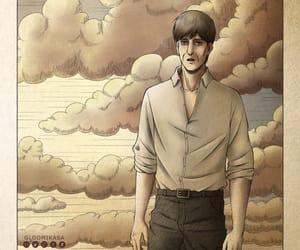 illustration, anime boy, and shingeki no kyojin image