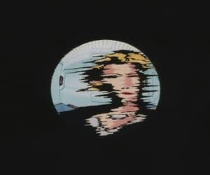 anime girl, gif, and screen capture image