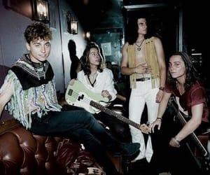 band, boys, and music image