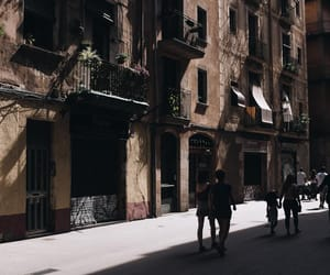 architecture, Barcelona, and travel image
