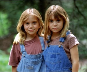 olsen, olsen twins, and 90's image