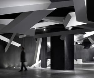 abstract, architecture, and atmosphere image