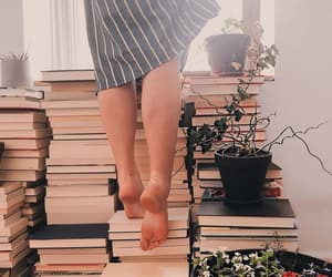 books, relax, and cute image