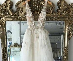 bride, Prom, and delicate image