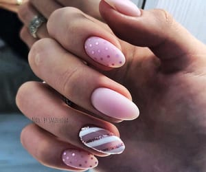 girls, nails, and by kristina image