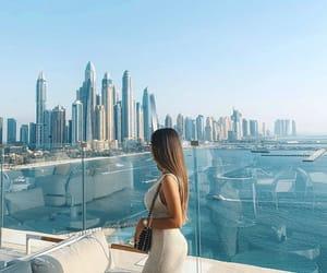 Dubai, fashion, and girl image