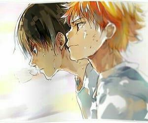haikyuu, kageyama tobio, and anime image