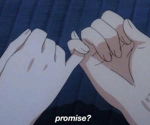 anime, hands, and Relationship image