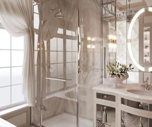 aesthetic, bathroom, and beauty image