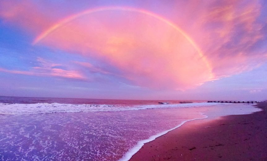 arcoiris, rainbow, and article image