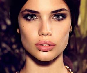 model, beauty, and sara sampaio image