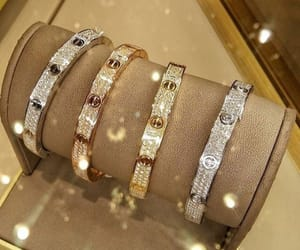 cartier, luxury, and diamond image