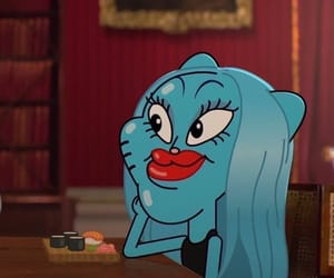 funny, gumball watterson, and reaction pic image