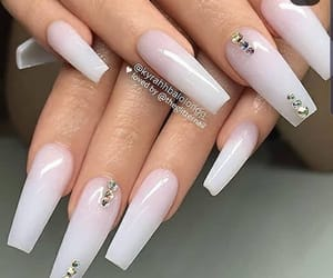 jewls, longnails, and nails image