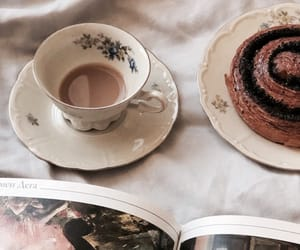 coffee and pastry image