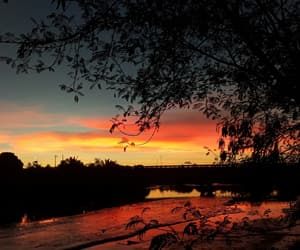 Philippines, sunset, and jecyle image