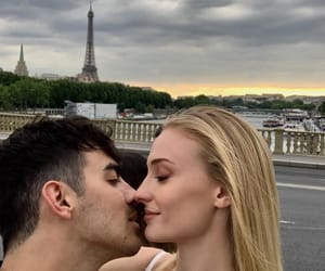 france, Joe Jonas, and jonas brothers image